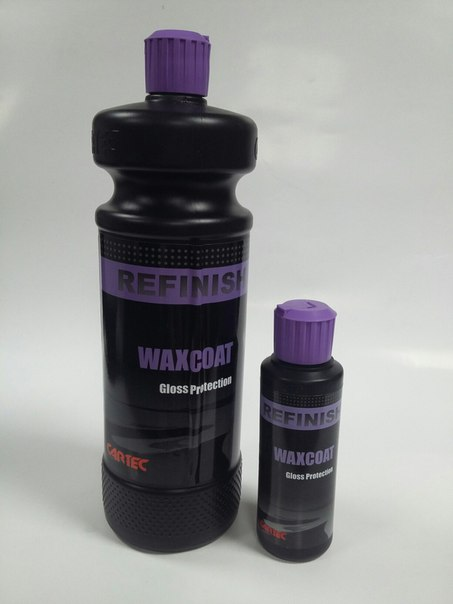 Cartec Refinish WAXCOAT