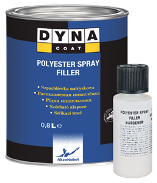 Жидкая Dyna coat Spray Filler